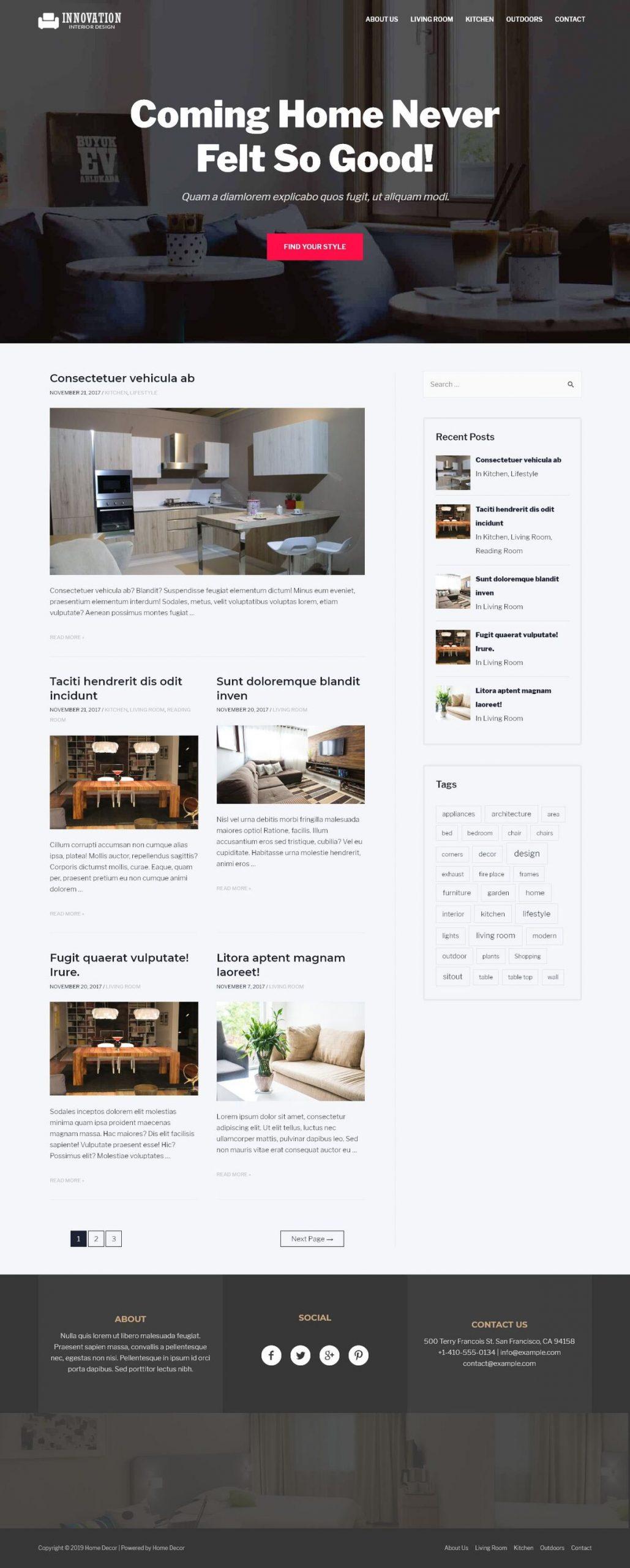 blog voorbeeld