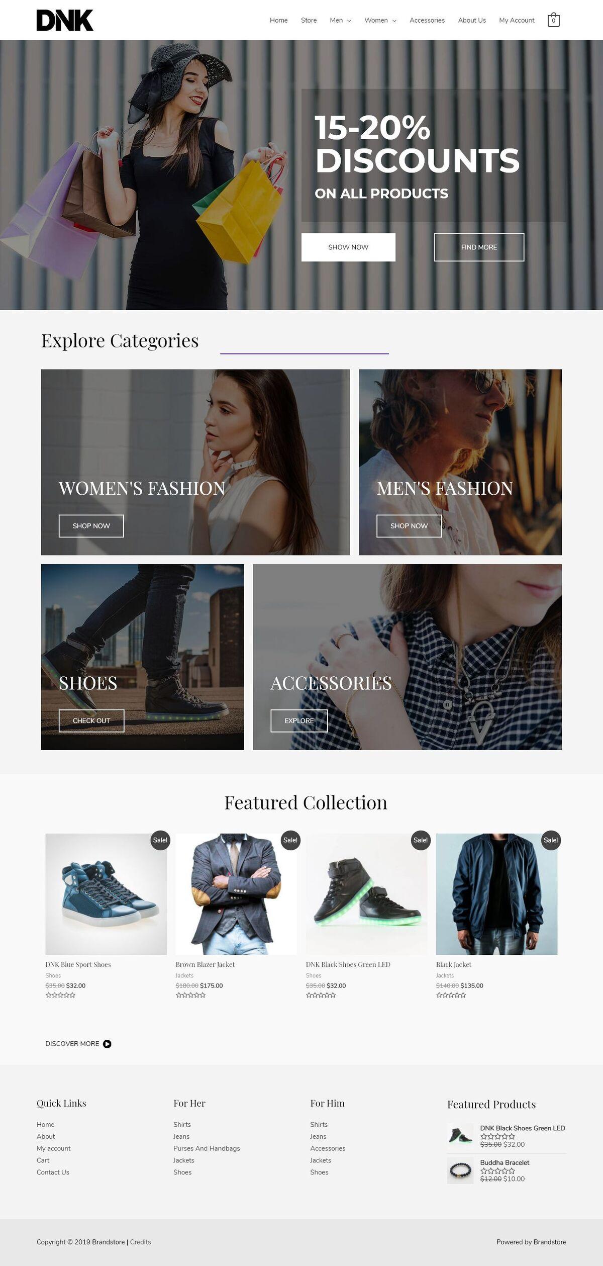 kleding webshop laten bouwen
