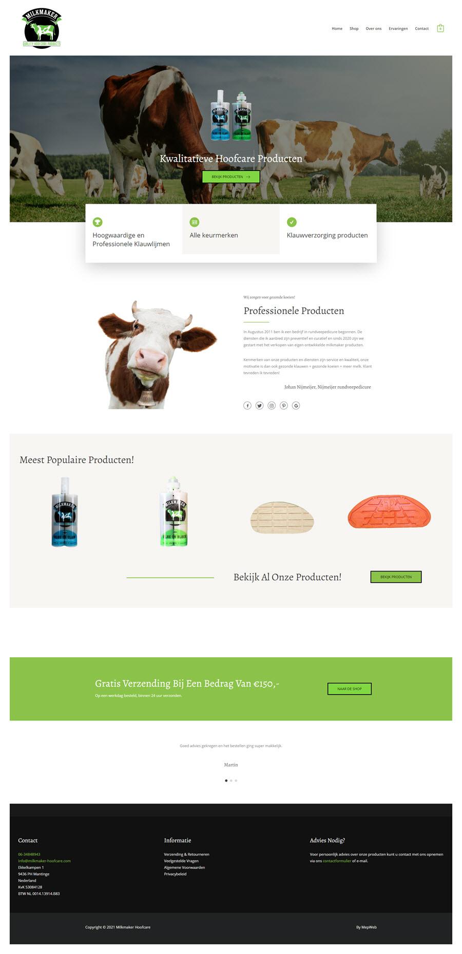 webshop voorbeeld 3